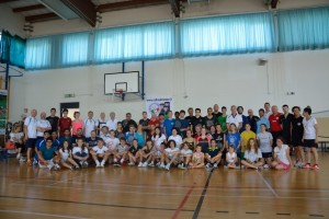 Foto Torneo Badminton 7 giugno 15