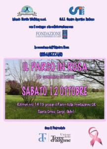 Il Parco in Rosa @ Parco della Fondazione CR