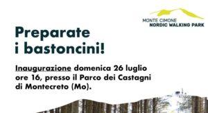 Monte Cimone Nordic Walking Park @ Parco dei Castagni